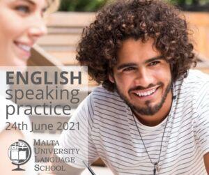 free English speaking lesson