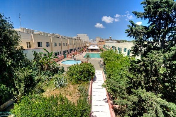 Malta University Language School at the University Residence